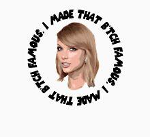KANYE WEST X TAYLOR SWIFT - FAMOUS Unisex T-Shirt