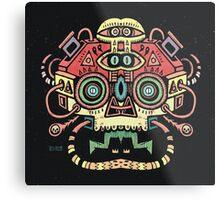 Alien tribe  Impression métallique