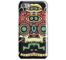 Alien tribe  iPhone Case/Skin