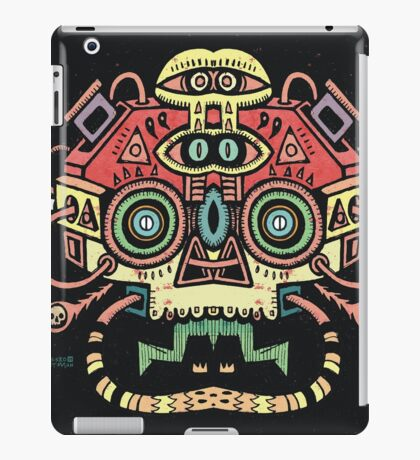 Alien tribe  iPad Case/Skin