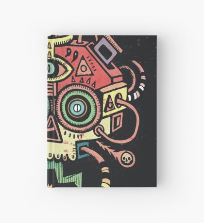 Alien tribe  Hardcover Journal