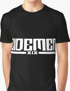 SIDEMEN XIX CLOTHING-LIMITED EDITION Graphic T-Shirt