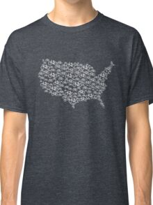 Bike USA Classic T-Shirt