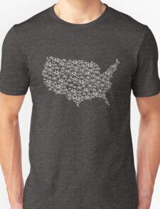 Bike USA Unisex T-Shirt