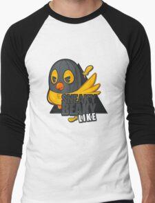 Sneaky Beaky Like Men's Baseball ¾ T-Shirt
