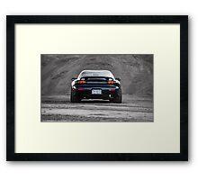 Mazda RX7 Framed Print