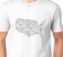 Bike USA Shirt and more! Unisex T-Shirt