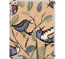 The Other Branch: Birds by Alma Lee iPad Case/Skin