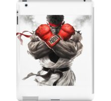Street Fighter V: Ryu Poster iPad Case/Skin