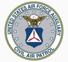 Civil Air Patrol Seal Kids Tee