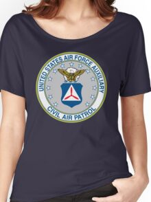 Civil Air Patrol Seal Women's Relaxed Fit T-Shirt