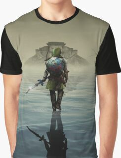 Hero of Time Graphic T-Shirt
