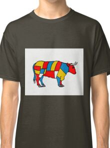 Mondrian Cow Classic T-Shirt
