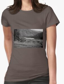Yosemite Tuolumne Meadows Plate 7 Womens Fitted T-Shirt