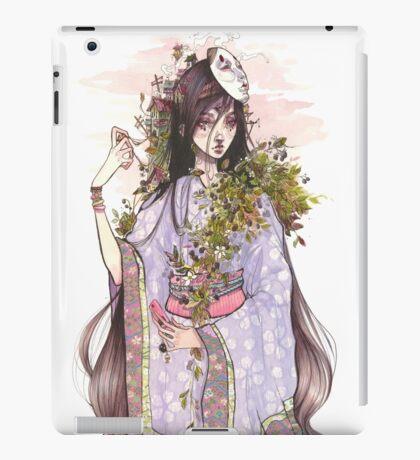 Kaizen iPad Case/Skin