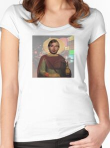 Serial Killer, Jeffrey Dahmer Women's Fitted Scoop T-Shirt