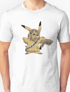 Chewbacca Pikachu - Star Wars T-Shirt