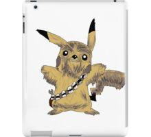 Chewbacca Pikachu - Star Wars iPad Case/Skin