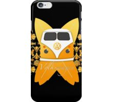 VW camper volkswagen SUNSET iPhone Case/Skin