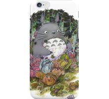 Fuzzy Spirit iPhone Case/Skin
