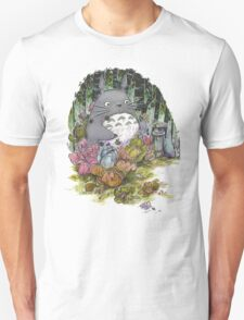 Fuzzy Spirit T-Shirt