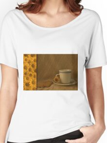 Sunflower Tea... (Free State, South Africa) Women's Relaxed Fit T-Shirt