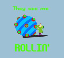 Katamari Rollin' Unisex T-Shirt