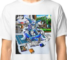Vulissa's normal day at the Living room  Classic T-Shirt