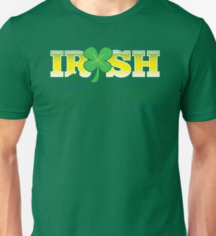 Irish GROOM St Patricks Day Ireland wedding  Unisex T-Shirt