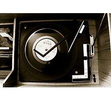Decca Photographic Print