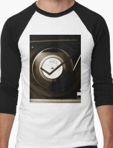 Decca Men's Baseball ¾ T-Shirt