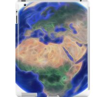 Planet Earth - Europe and Africa iPad Case/Skin