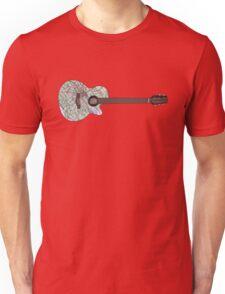 London Guitar Unisex T-Shirt