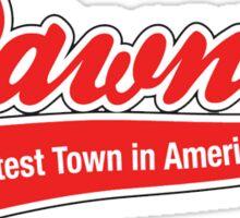 Pawnee Sticker
