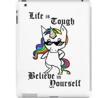 Tough Unicorn iPad Case/Skin