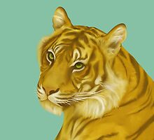 Tiger by HeliconHill