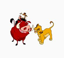 Timone, Pumbaa and Simba Unisex T-Shirt