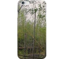 Rope and Wire Fence iPhone Case/Skin