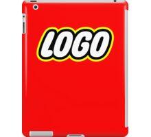Logo iPad Case/Skin