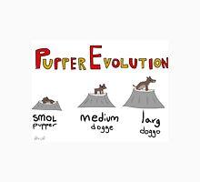 Pupper Evolution:  A Smol Pupper Comic Unisex T-Shirt
