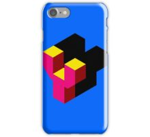 Letter Y Isometric Graphic iPhone Case/Skin
