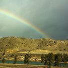 Rainbow on the Rez by Bryan D. Spellman