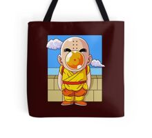 Crilin and Magritte Tote Bag