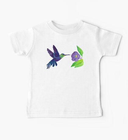 Hummingbirds Baby Tee