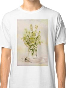 Lily Of The Valley Perfume  Classic T-Shirt