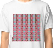 562 Long Beach Pattern Classic T-Shirt