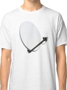 White satellite dish Classic T-Shirt