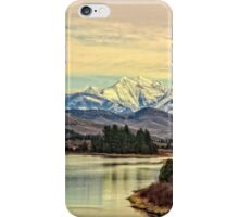 The Missions from Milepost 102 iPhone Case/Skin