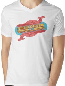 Tosche Station  Mens V-Neck T-Shirt