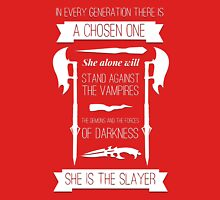 Buffy the Vampire Slayer - Chosen One Unisex T-Shirt